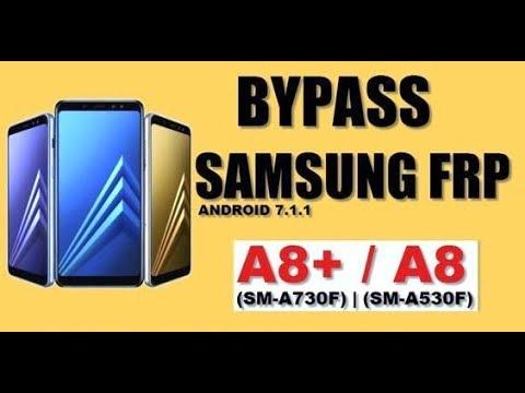 Samsung A8 Frp Reset File