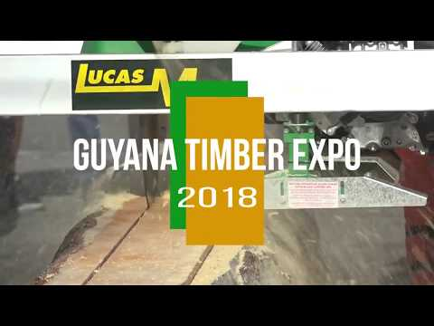 Guyana Timber Expo 2018