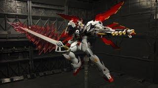 Robot Damashii Crossbone X-1 Full Cloth Review