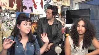 The Ettes - Interview (Last.fm Sessions)