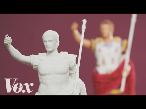 The white lie we ve been told about Roman statues