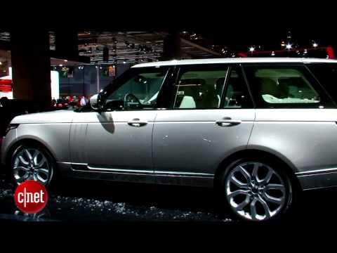 Car Tech – 2014 Land Rover Range Rover