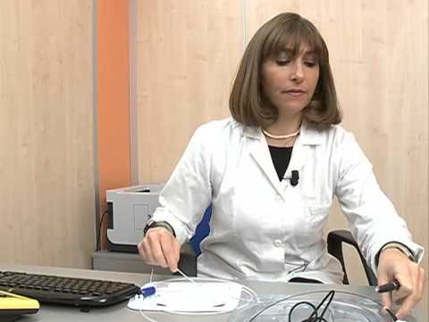 Operazione su vene di scleroterapia di gambe