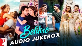 Befikre Audio Jukebox | Full Songs | Ranveer Singh | Vaani
