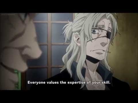 Gangsta. Episode 4 English Sub [ギャングスタ]