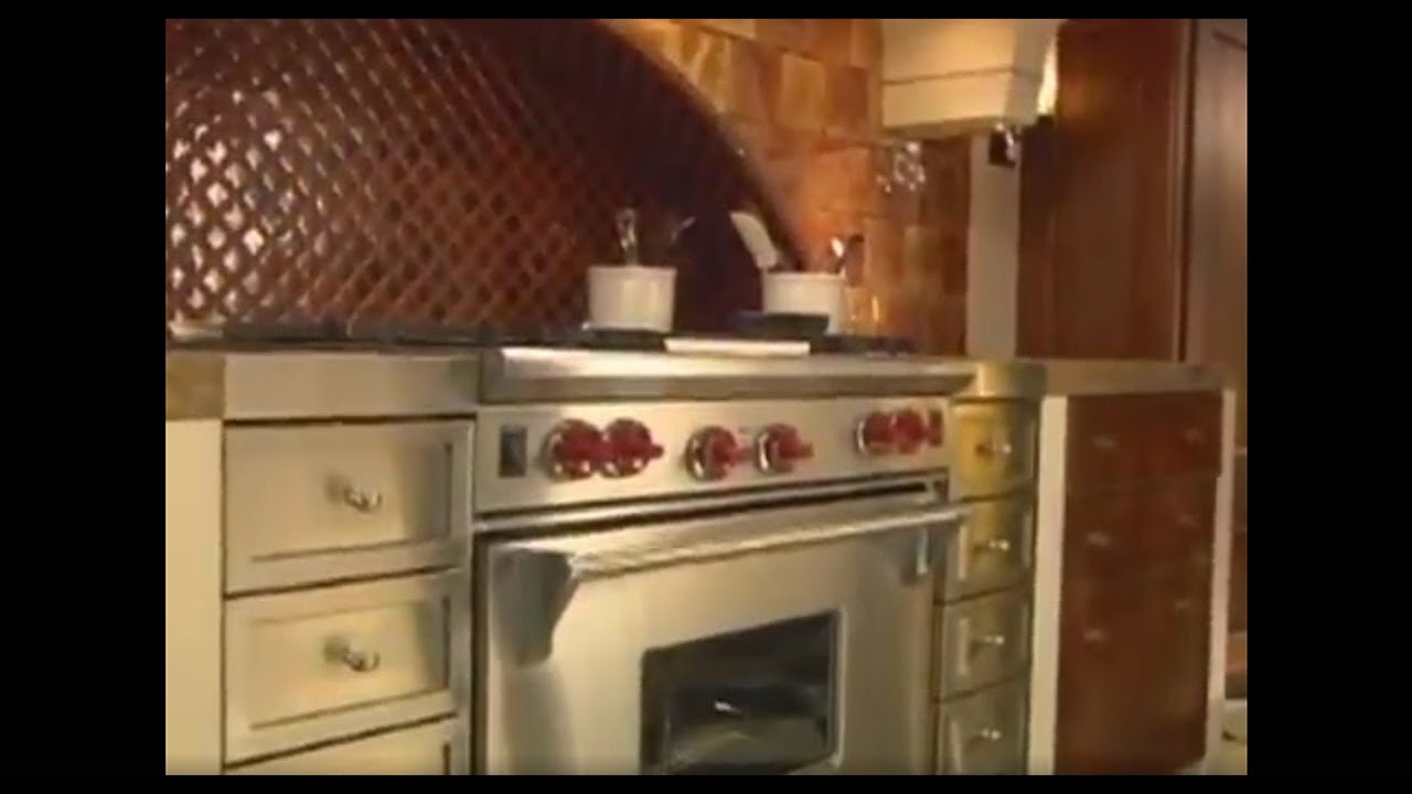 Wolf Gas Range Interior Cleaning and Care