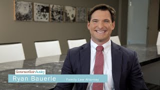 Video thumbnail: Dallas Family Lawyer Explains How to Manage a Child Custody Battle