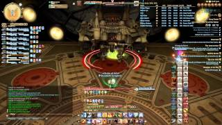FFXIV: Heavensward - Alexander Turn 1 (A1) -  The Fist of the Father tactics