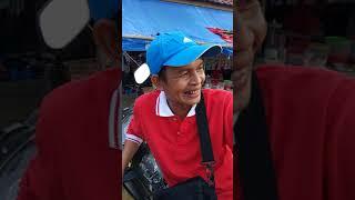 preview picture of video 'Suasana di pasar maranen, desa bukit sawit, barito utara, Kalimantan Tengah'