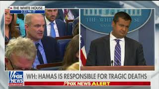 Raj Shah dodges question about Chinese backing of Trump project