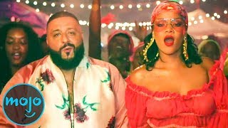 Top 10 DJ Khaled Collabs