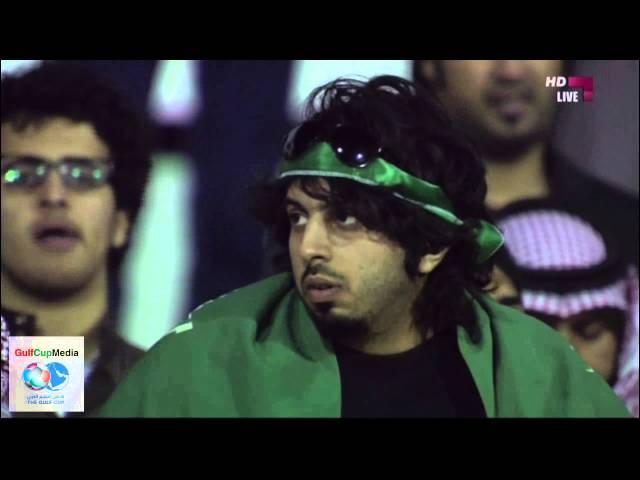 ردة فعل مشجعي السعودية والكويت بعد نهاية المباراة