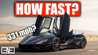 Was The SSC Tuatara 331 MPH World Record Run Real?