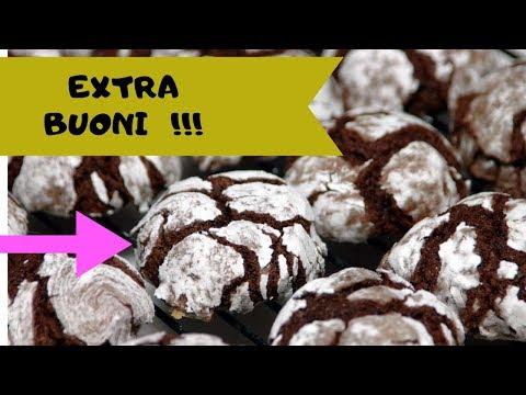 Biscotti Extra Buoni al Cioccolato Fondente