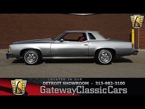 1976 Pontiac Grand Prix for Sale - CC-1020785