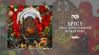 Musik-Video-Miniaturansicht zu Spicy Songtext von Nas