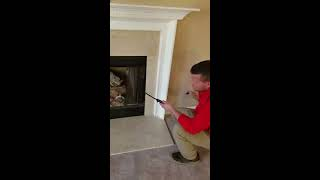 How to turn on a Gas Fireplace