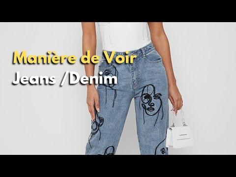 Jeans/Denim Collection 2021