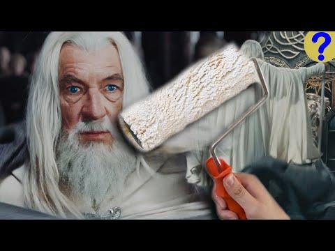 Gandalf der... Weiße? [Der Herr der Ringe Synchro/Parodie] Deutsch/German