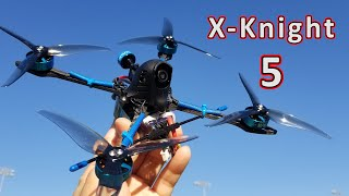 BetaFPV X-Knight 5 Ultralight Toothpick Quad Review ????