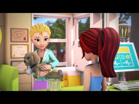 Perfectly Planned Pizza - LEGO Friends - Season 2 Episode 45