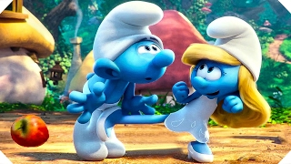 Smurfѕ - ALL Trailers Compilation ! (Animation, 2017)
