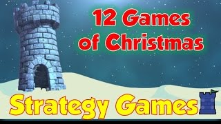 12 Games of Christmas - Strategy Games