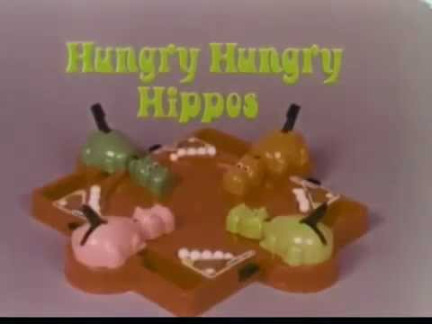 Hungry Hungry Hippos From Hasbro 1978 Toy Tales