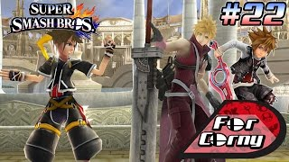 For Corny! - Ep. 22: SORA!? {Shulk Mod} (Super Smash Bros. Wii U | For Glory)