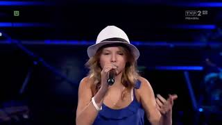 """Oliwia Walicka-,,Let me love you"""" Sing Off The Voice Kids"""