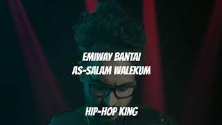 As-Salaam Walekum(lyrics video) | | EMIWAY   - YouTube