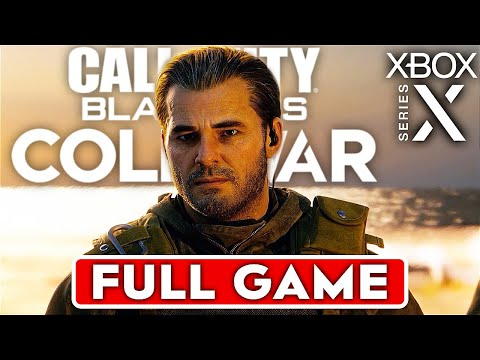 CALL OF DUTY BLACK OPS COLD WAR Gameplay Walkthrough Part 1 Campaign FULL GAME No Commentary