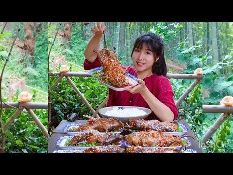 #大胃王 全村第一吃貨消滅三十斤大老鼠