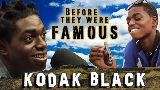 KODAK BLACK | Before They Were Famous | BIOGRAPHY | ORIGINAL