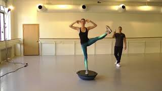 BOSU Ball Exercises | Body | Dance Spirit