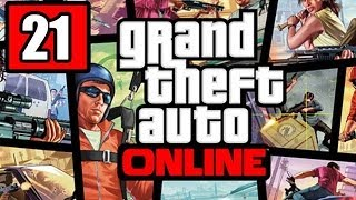 GTA 5 Online: The Daryl Hump Chronicles Pt.21 -    GTA 5 Funny Moments