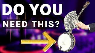 Do you need an expensive Banjo as a beginner
