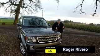 Land Rover LR-4 prueba