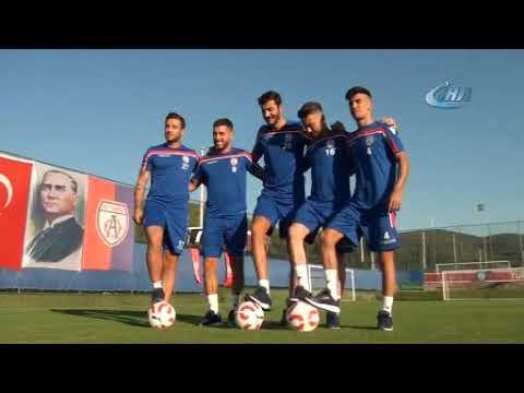 Altınordu'da hedef: Süper Lig