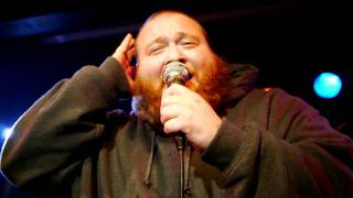 Action Bronson - 'Get Off My P.P.' x 'Ronnie Coleman' x 'Shiraz' Live in Toronto