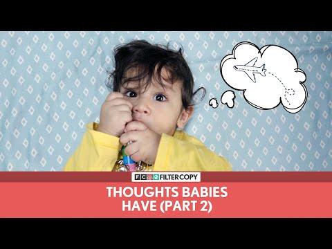 FilterCopy | Thoughts Babies Have (Part 2)| बच्चों के शरारती ख्याल