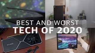 The Best and Worst Tech of 2020