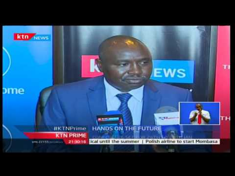 KTN Prime: TVET's 'Hands on the future conference' and Kenya skills show 2017 is due next week