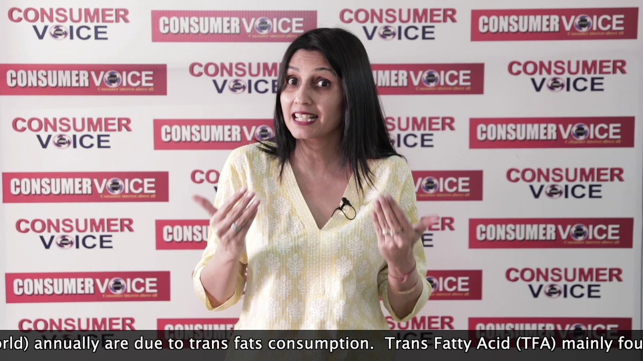 Trans Fat and Health of Women