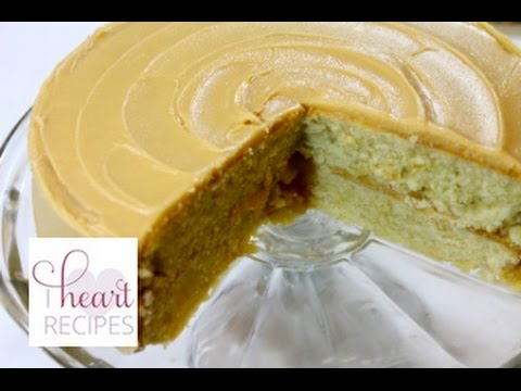 Video Caramel Cake made from scratch  - I Heart Recipes