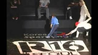 B-Boy Pocket 2007년 화려한 등장 ㅋㅋㅋㅋ