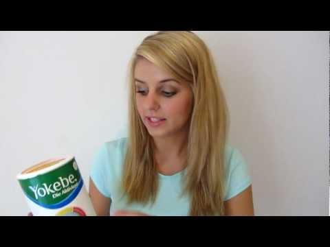 Das Rezept der Abmagerung von poliny gagarinoj