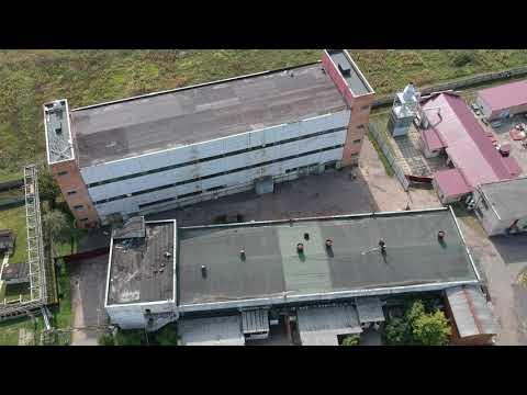 Видео Аренда склада+офис, г. Минск, ул. Казинца, дом 121-а (р-н Курасовщина). 2-ой и 3-ий этажи.
