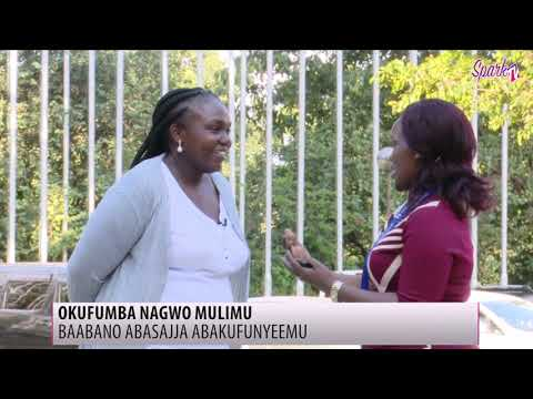 Baabano abasajja abafunye mumulimu gw'okufumba