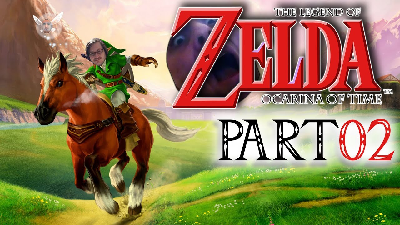 Ocarina of Time – Part 2: Link wird groß